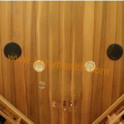 KY-AR05 carbon fiber heater,big sauna room for family or spa center