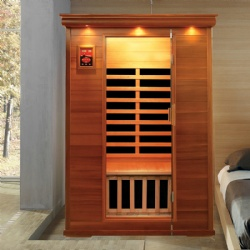KY-AR02 carbon fiber heater,cedar sauna room as beauty equipment